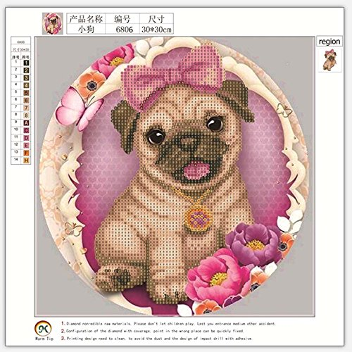 Rhinestone Embroidery Cross Stitch